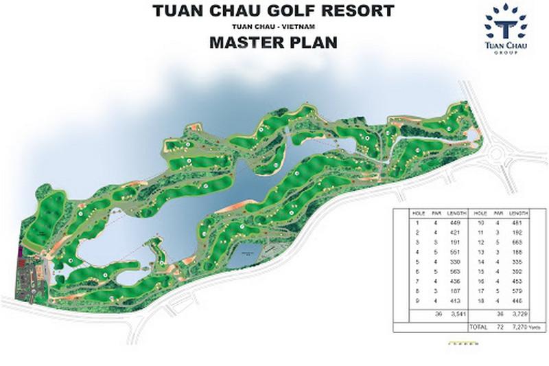 Sân Golf Tuần Châu Hạ Long (Quảng Ninh)