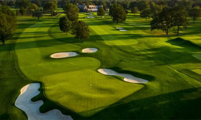 Ác mộng Tây Winged Foot tại Giải Gôn (Golf) US Open 2020