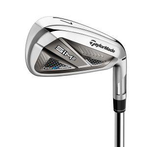 Bộ Gậy Gôn (Golf) Sắt TaylorMade SIM Max 2 (7 Gậy) Mới Nhất Năm 2021