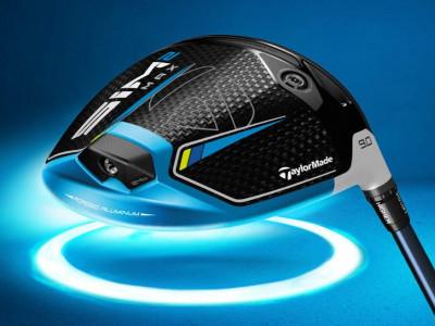 Gậy Gôn Golf Driver TaylorMade SIM MAX 2 Mới Nhất Năm 2021