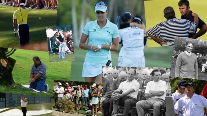 Những tình huống luật golf đáng nhớ nhất lịch sử (phần 1)