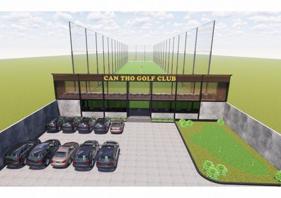 Sân Tập Cần Thơ Golf Club