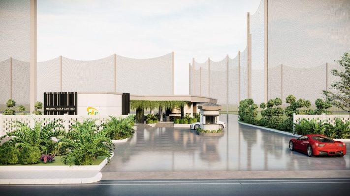 Sân Tập Golf - Mekong Golf Cần Thơ Sắp Khai Trương Mới Nhất Năm 2021