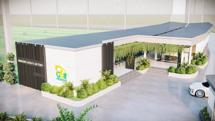 Sân Tập Golf - Mekong Golf Cần Thơ