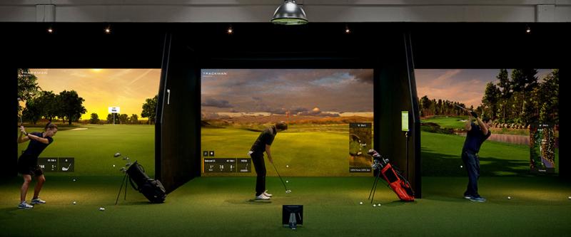 'Bảo bối' lý tưởng dành cho golfer thời đại dịch - Phòng tập Cen Golf 3D Screen Lê Văn Lương Hà Nội [ MỚI NHÁT NĂM 2021 ~ NĂM 2022]