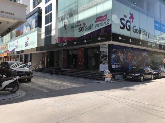 SG GolfBay Cho Thuê Phòng Tập Golf 3D Tại Hạ Long ( Quảng Ninh ) Mới Nhất Năm 2021 ~ Năm 2022