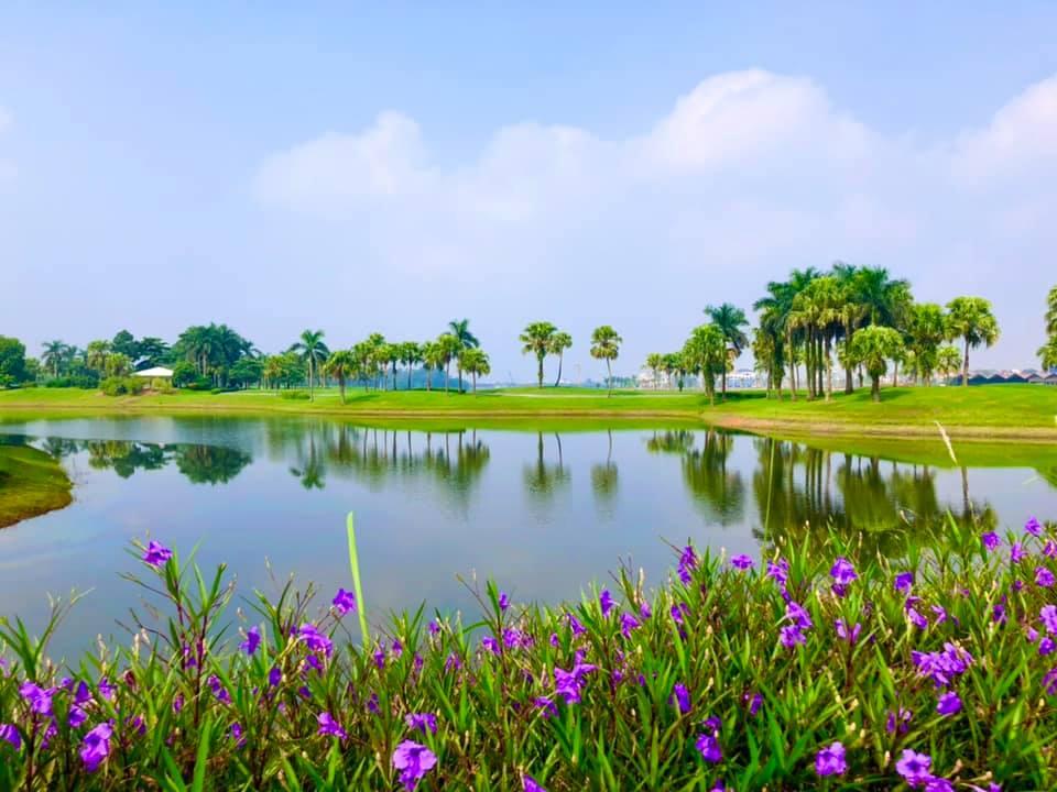 SÂN GOLF HERON LAKE (ĐẦM VẠC) ĐĂNG CAI TỔ CHỨC BỘ MÔN GOLF TẠI SEA GAMES 31 DỰ KIẾN NĂM 2022