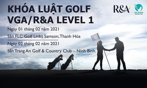 Việt Nam đứng Top 4 thế giới về số người tham gia học luật golf của The R&A